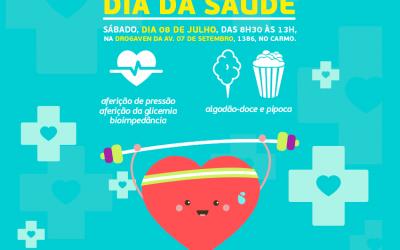 Dia da Saúde 08/07/2017