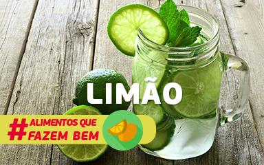 Alimentos que fazem bem: Limão
