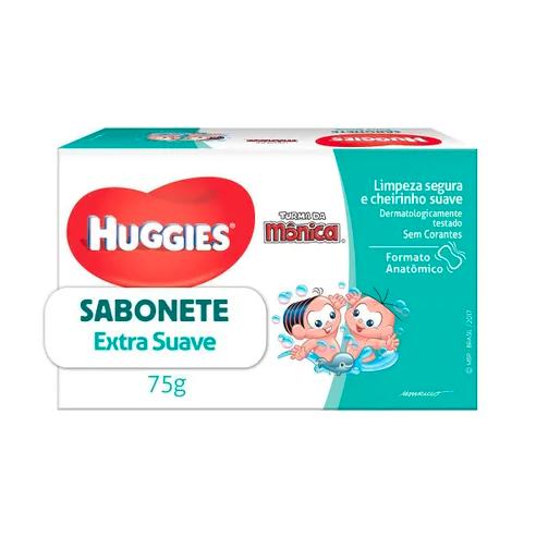 Sabonete Huggies 75g