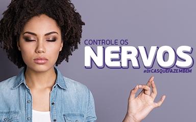 Controle os Nervos