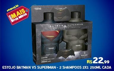 Batman X Superman na promoção